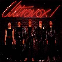 Ultravox ! cover